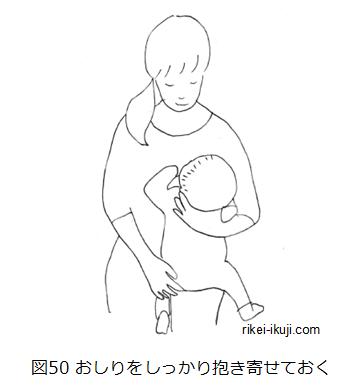縦 抱き の 仕方